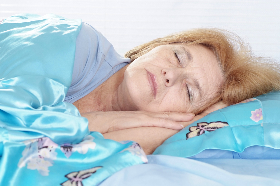 Elder Care for Alzheimer's: Helping a Parent with Dementia Get a Good Night's Sleep