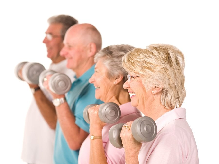 Helping Your Aging Parent with an Exercise Program