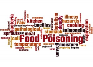 What Can You Do if You Suspect Your Elderly Loved One Has Food Poisoning?