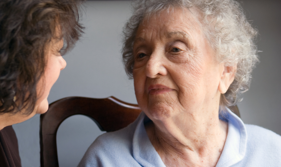 How to Help Your Elderly Parent Through Bargaining—the Third Stage of Aging