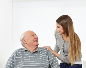 What Are the Best Ways to Communicate with an Elderly Loved One Who Has Trouble Hearing?