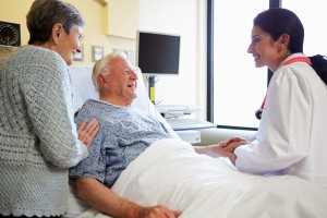 Questions to Ask When Your Parent is in the Hospital Following a Stroke