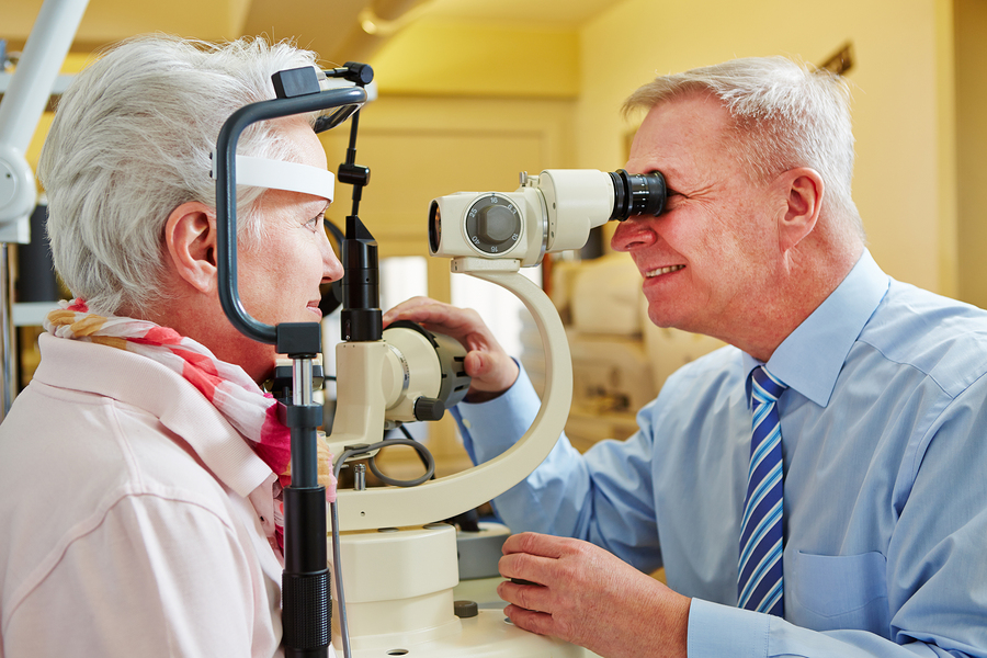 Presbyopia and your Aging Parent