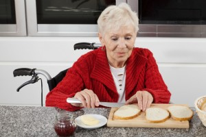 Tips for Improving Nutrition for a Senior with Alzheimer's Disease