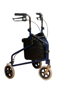 What Should You Look for in a 3-wheeled Walker?