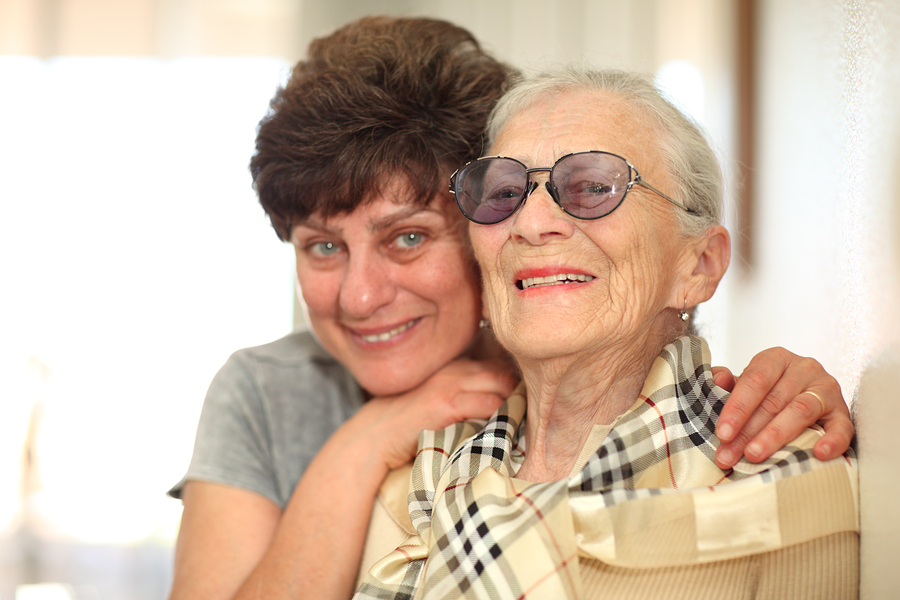 Interactive Caregiving—Maintaining Independence