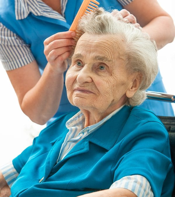 5 Things You May Be Doing That Harm Senior Hair