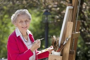 Senior Care in Las Vegas NV: Why You Need to Expose Your Elderly Parent to More Art