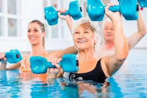 Elderly Care in Summerlin NV: What Can You Tell Your Senior When She Doesn't See a Need to Exercise?