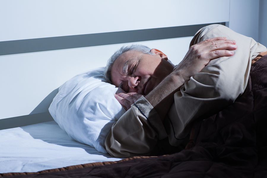 How Much Sleep Do Seniors Need?