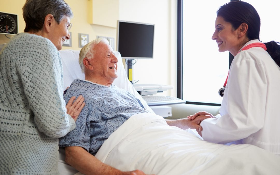 What to Expect After Your Senior's Hip Surgery