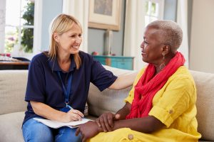 4 Common Senior Fears that Elderly Care Can Help Ease