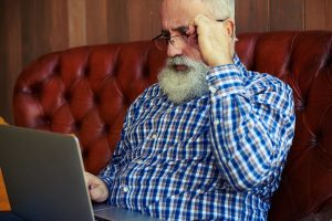 Is Your Senior Parent Surfing the Web Safely?