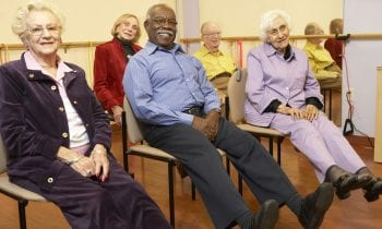 Chair Exercises for Your Senior