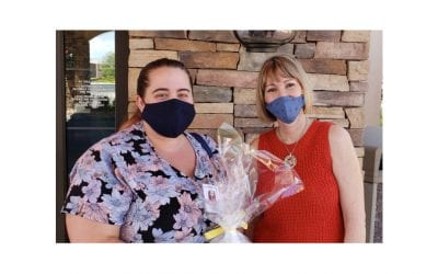 July 2020 Caregiver of the Month