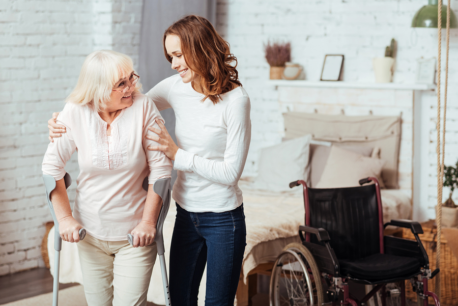 What Does Elder Care Offer That You Cannot?