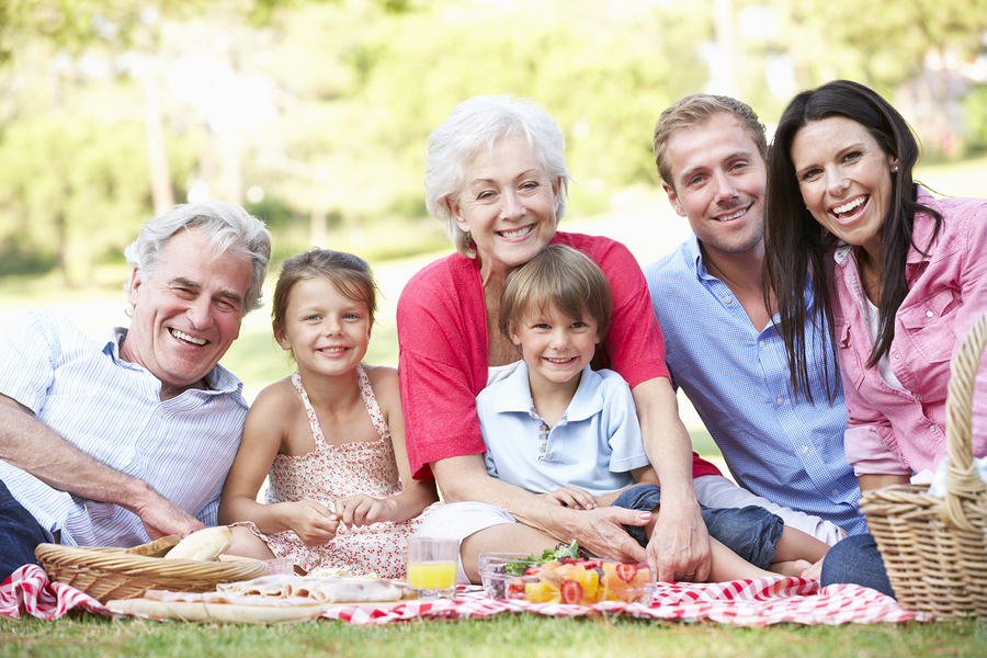 Four Thoughtful Gifts to Give on Grandparents Day