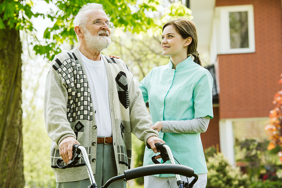 Being Unprepared to Help a Senior Shows Why Professional Care Is Such an Asset