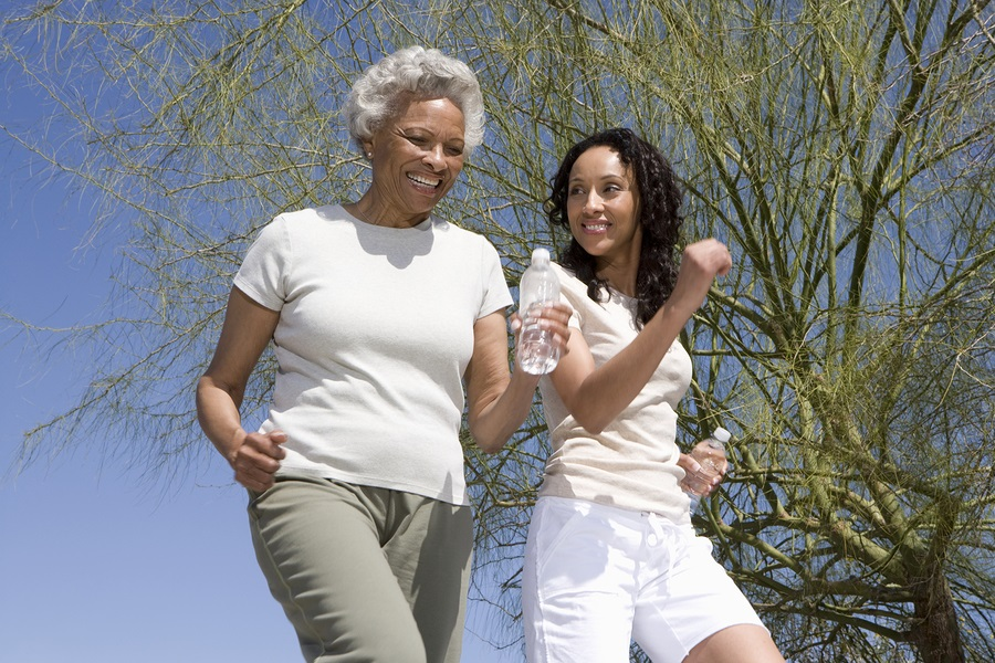 Tips for Keeping Your Elderly Loved One Mobile