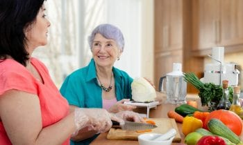 How Can You Help Your Senior to Get Proper Nutrition with Dysphagia?