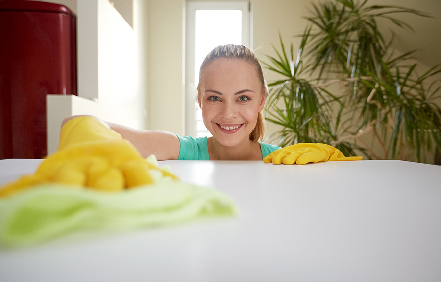 Have You Cleaned These Germy Areas of Your Mom's Home?