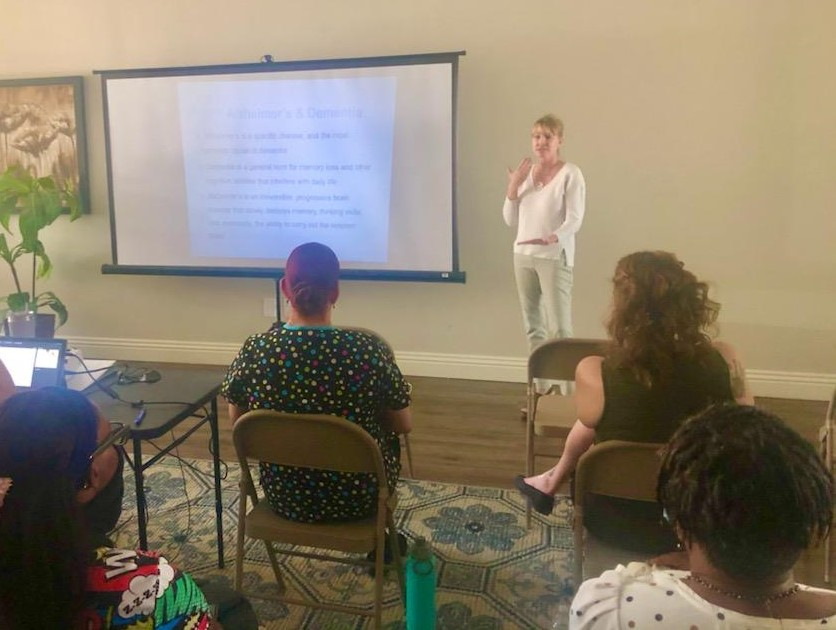 Golden Heart Conducts Successful Staff Training!