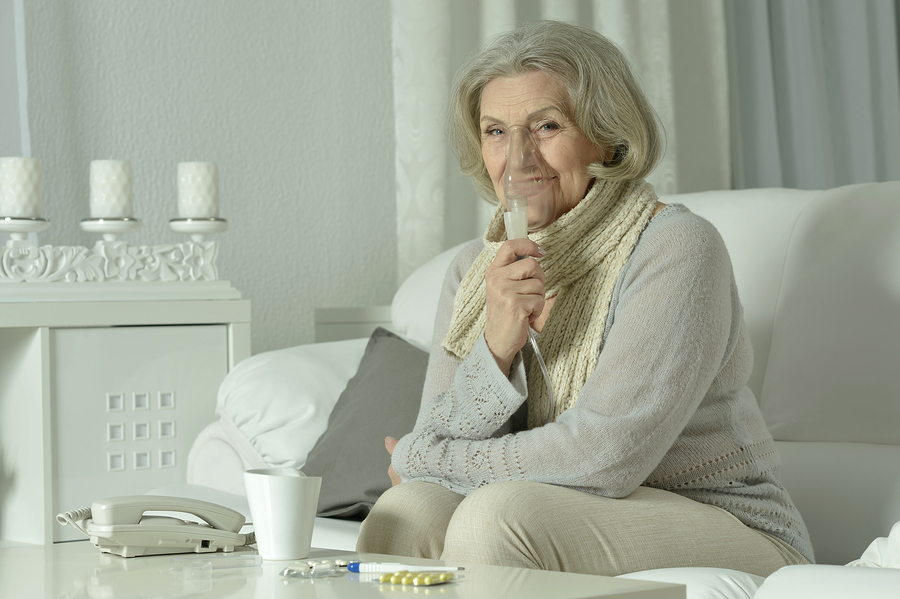 Four Benefits of Home Oxygen Therapy for Your Senior