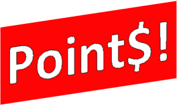 We are so excited to announce the roll-out of our new Caregiver Rewards program called Point$!
