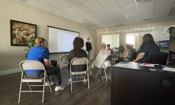 Golden Heart Conducts Successful Monthly Training