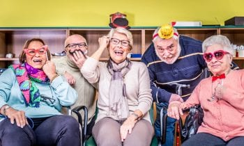Socializing and Fun: Two Things the Elderly Need