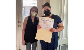 July 2021 Caregiver of the Month