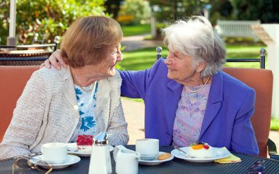 How Senior Women Can Keep Friendships Strong As They Get Older