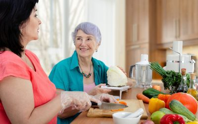 What Does Your Senior Loved One Need Help with the Most?